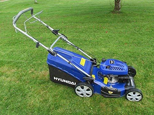 Hyundai HYM56SP Cortacesped Autopropulsado, 0.75 W, 0 V ...