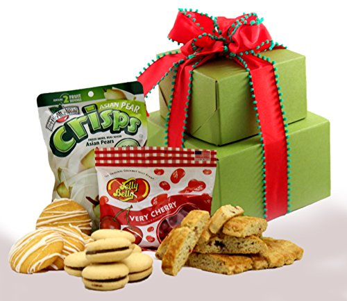 Holiday Delight! Gluten Free Gift Tower - Small
