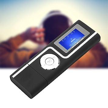 Mini Reproductor MP3 portátil Plug-in MP3 con Ranura para ...