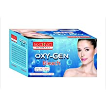 Panchvati Herbals Oxy-Gen Bleach Cream For Healthy and Glowing Skin - 50 g