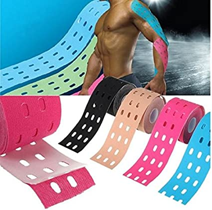 Kinesiology Tape Sports Muscles Care Therapeutic Bandage
