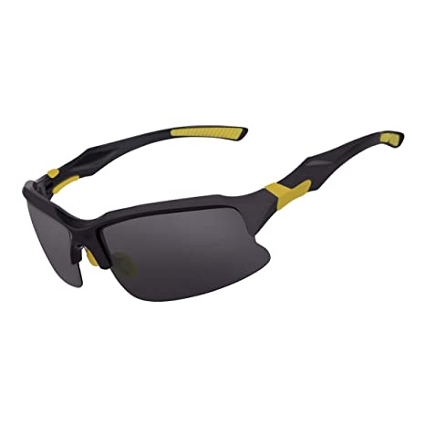 66f66ec4a6 Image Unavailable. Image not available for. Color  ZEAKER Polarized Sport  Sunglasses ...