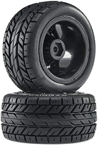 DuraTrax Bandito ST 2.2 タイヤ ブラック (2)