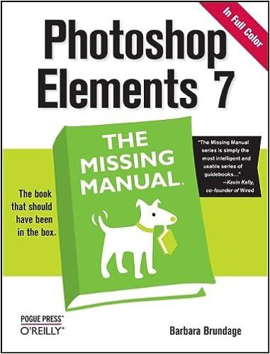 photoshop elements 8 manual free
