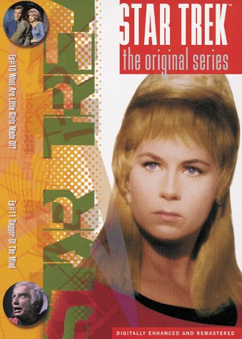 Star Trek - The Original Series, Vol. 5, Episodes 10 & 11: What Are Little Girls Made Of?/ Dagger of the Mind
