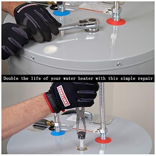 1//4 Hex Shank Drill America INS05-SP6 Spanner Insert Bit 6x1