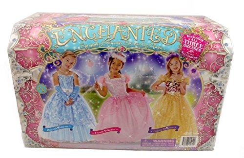 Teetot Enchanted Fairytale Princess Dress Up Trunk