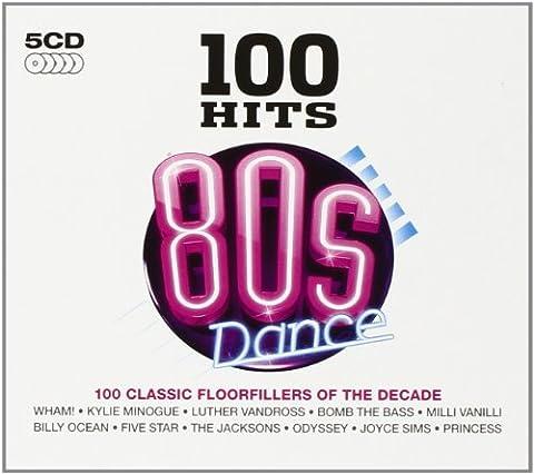 100 Hits: 80s Dance - 80 Di Metal