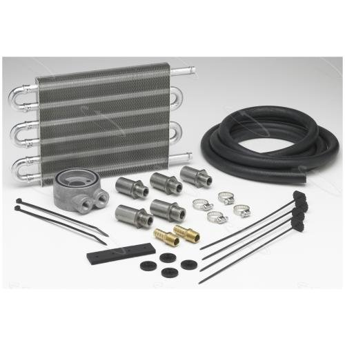 Hayden Automotive 459 Ultra-Cool Engine Oil Cooler (1980 Mercury Zephyr Engine)