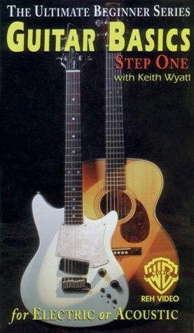 Ultimate Beginner Series: Guitar Basics Step 1 [VHS]