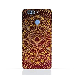 Huawei Nova 2 TPU Silicone Case With Floral Pattern 1201