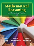 Mathematical Reasoning for Elementary School Teachers (6th Edition) 6th Edition