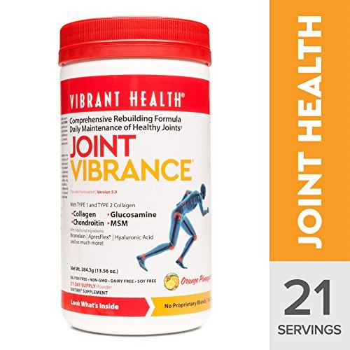 Vibrant Health - Joint Vibrance Version 4.0 - 13.1 oz.