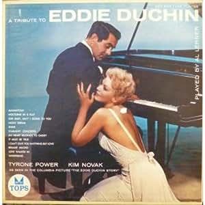 Tribute To Eddie Duchin LP (Vinyl Album) US Tops