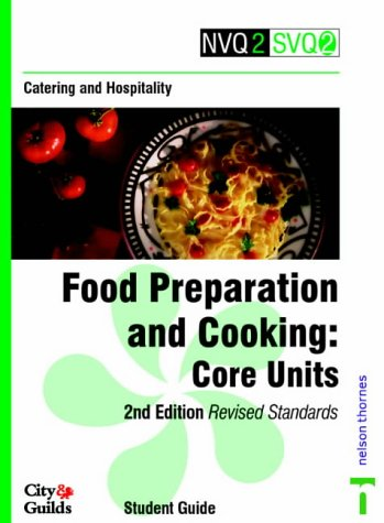 Nvq2/Svq2 Catering and Hospitality Student Guide :, used for sale  Delivered anywhere in USA