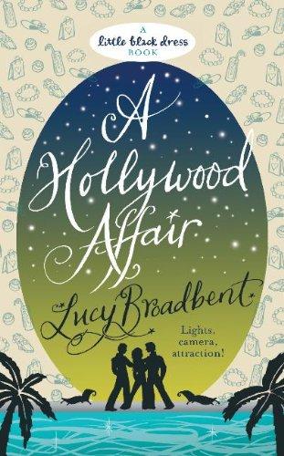 book cover of A Hollywood Affair