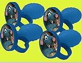 Ratatouille Squirt Rings / Favors (4ct)