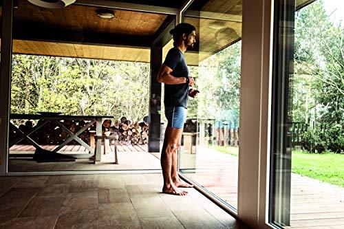Icebreaker Merino Anatomica Short Sleeve Crew Neck Shirt (Slim Fit Undershirt), Zealand Merino Wool