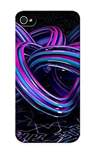 37fa63a2241 Tough Iphone 5/5s Case Cover/ Case For Iphone 5/5s(d View Abstract Creative Digital Art Artwork ) / New Year's Day's Gift