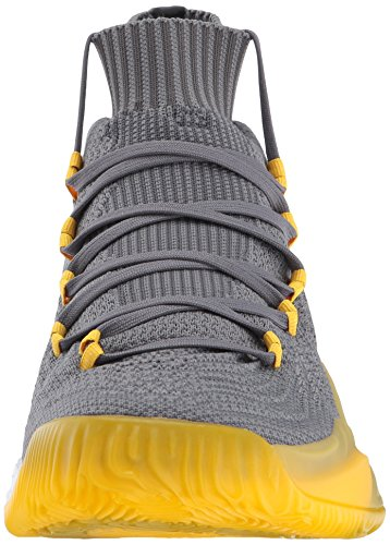 Explosive Adidasby4470 Grey Crazy Adidas grey black Primeknit Five Da Four Uomo 2017 qE1xC