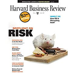 Harvard Business Review, October 2009