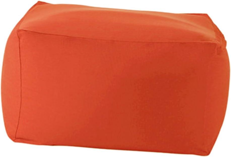 Fenteer Couverture en Tissu Orange