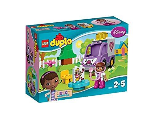 LEGO duplo Dock of toy doctor ambulance Rosie 10605
