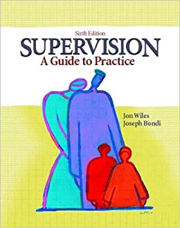 Supervision:a Guide to Practice