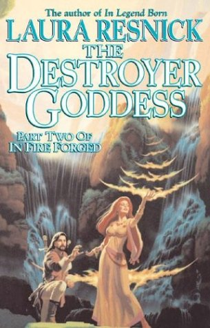 Download The Destroyer Goddess: In Fire Forged, Part 2 (In Fire Forged, 2) pdf