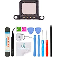 OmniRepairs Earpiece Ear Sound Speaker Replacement For iPhone 6s Plus 5.5inch Model (A1634, A1687, A1699) with Repair Toolkit