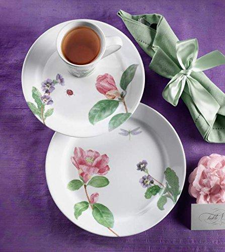 Amazon.com   Corelle Impressions 16-Piece Dinnerware Set Camellia ...