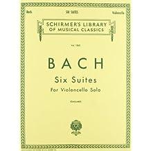 6 Suites: Cello Solo