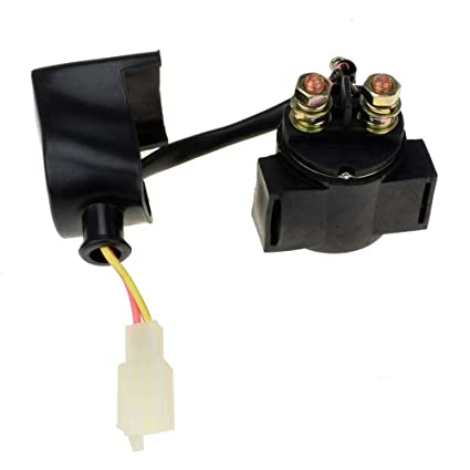 Amazon com: New Starter Relay Solenoid for Yerf Dog
