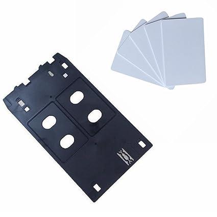 Pakin - Bandeja para impresora de inyección de tinta de PVC ...