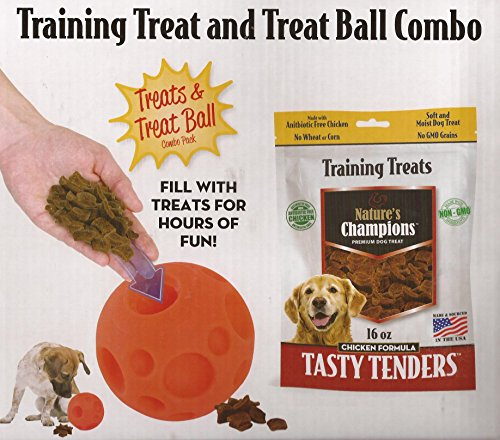 Tricky Treat Ball (Tricky Treat Ball and Tasty Tenders Combo)