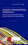 Modern Transnational Democracy, , 1780680589