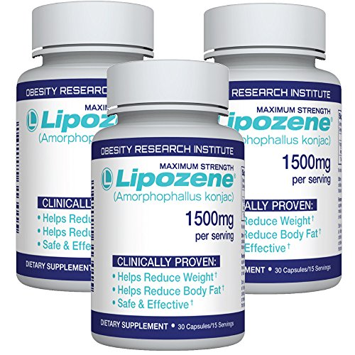 lipozene Diet Pills Maximum Strength product image
