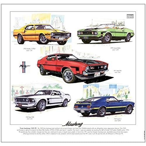 Mustang Gifts: Amazon.co.uk