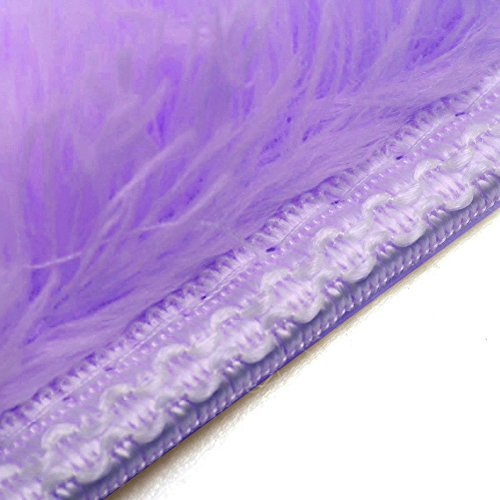 Actcut Super Soft Indoor Modern Shag Area Silky Smooth Fur