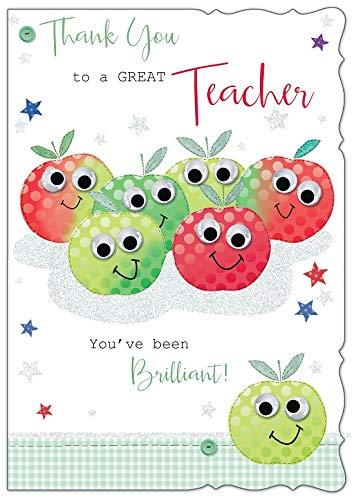 Petit mot de remerciement pour un instituteur