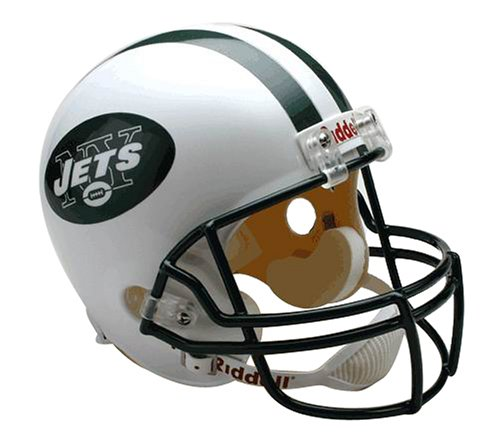 NFL New York Jets Deluxe Replica Football ()