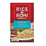 pasta roni vermicelli - Rice A Roni Chicken & Garlic Rice & Vermicelli Mix, 5.9 oz