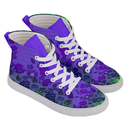 Mint Donna Sneaker Pink amp; Blue Cowcow Purple APSqwOY