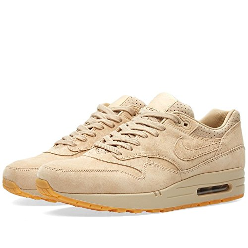 Nike , Baskets mode pour femme Beige Linen / Linen-Gum / Light Brown / Oatmeal