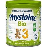 Physiolac Lait Bio Croissance