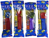 Marvel Comics PEZ Candy Dispensers: Pack of 12