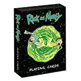 USAOPOLY PC085-434 Playing Cards: Rick and Morty