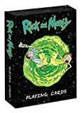 USAopoly Playing Cards: Rick & Morty Cards