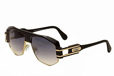 92ebfe23da4 Cazal 671 001 Black Gold   Grey Gradient Vintage Sunglasses 59 mm