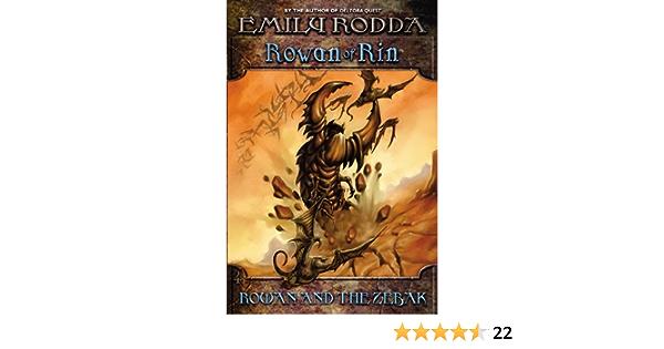 Download Rowan And The Zebak Rowan Of Rin 4 By Emily Rodda